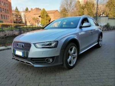 usata Audi A4 Allroad 2.0 TDI 177 CV Advanced Diesel