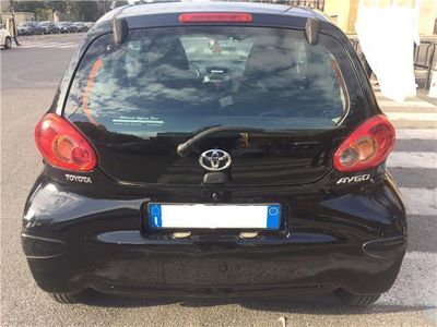 usata Toyota Aygo 1.0 12V VVT-i 3 porte
