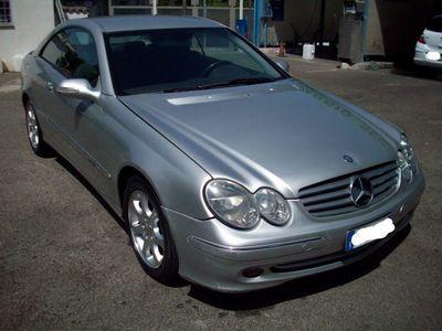 begagnad Mercedes CLK270 CDI cat Elegance - CAMBIO AUTOMATICO