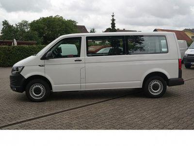 gebraucht VW T6 Kombi Kombi 2.0 Lang Bmt Tdi 8 Sitze Klima
