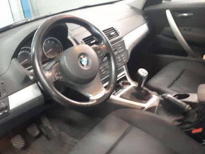 usado BMW X3 restyling 2008 2.0d 177cv
