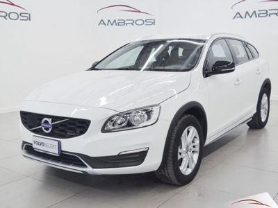 brugt Volvo V60 CC Cross Country D3 Business