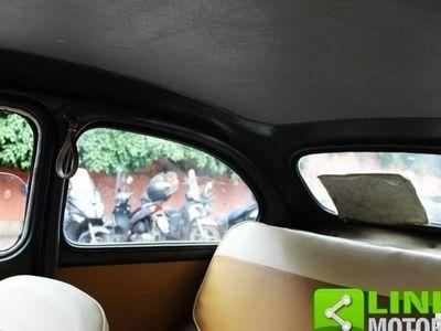 gebraucht Fiat 600D del 1964, Completamente restaurata, Iscritta ASI