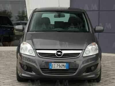 usata Opel Zafira 1.8 16V VVT Cosmo GPL 7 Posti