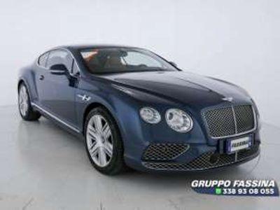 usata Bentley Continental GT V8 Benzina