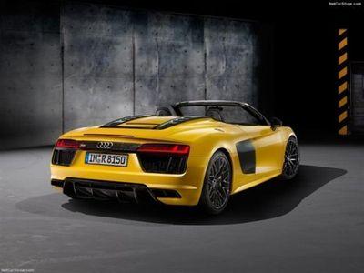 usata Audi R8 Spyder 5.2 FSI RWS S TRONIC DEL 2019