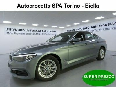 usata BMW 520 d xDrive Business 190hp Auto EURO 6