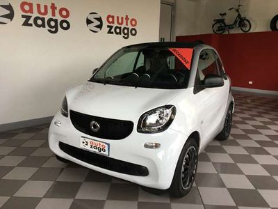 usata Smart ForTwo Coupé 70 1.0 Twinamic Youngster C.A.