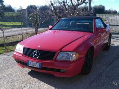 usata Mercedes 280 slr129