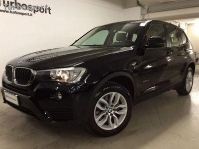 brugt BMW X3 xDrive20d Business Advantage Aut.