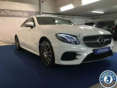 usata Mercedes E220 Ecoupe 220 d Premium Plus 4matic auto