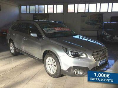 usata Subaru Outback 2.0d Style lineartronic