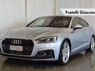 usata Audi A5 Sportback 2.0 TFSI S tronic g-tron Sport del 2018 usata a Assago