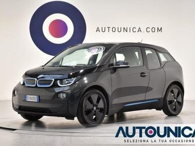 usata BMW i3 elettrica ideale per la citta' solo 89.100 km