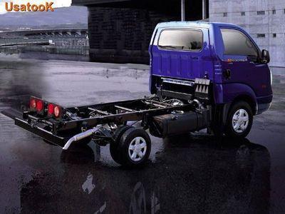 gebraucht Kia Bongo 2.5 TDI Con cassone Ribaltabile a Sponde Alte rif. 10786337