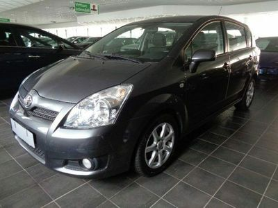 usata Toyota Corolla Verso 2.2 16V D-4D DPF Sol