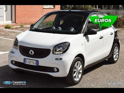 usata Smart ForFour 1.0 Youngster 71cv twinamic