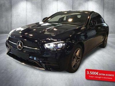 usata Mercedes E300 eq-power Premium auto