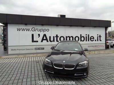 used BMW 520 d touring 190cv