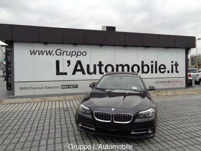 usata BMW 520 d touring 190cv