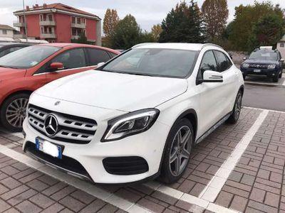 usata Mercedes GLA200 d Automatic Premium + Sport Pack AMG