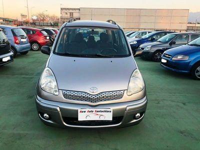 usata Toyota Yaris Verso 1.3i 16V 85 CV Sol