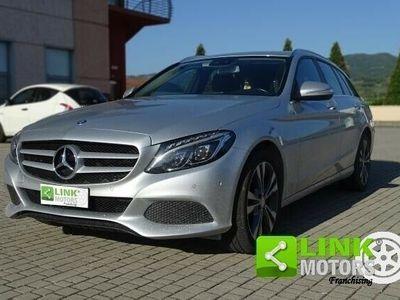 usata Mercedes C200 Classe CBlueTEC S.W. Automatic Premium