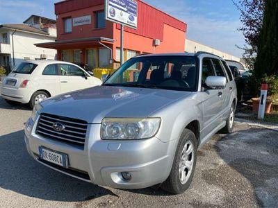 usata Subaru Forester 2.0 16V cat X 81GP Bi-Fuel