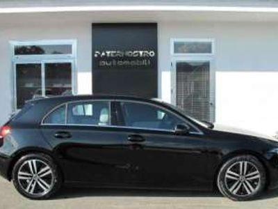 usata Mercedes A180 d Automatic 4p. BUSINESS