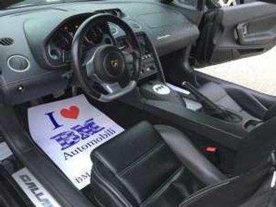 usata Lamborghini Gallardo ESPOSTA FIERA DI PADOVA DAL 24 AL 27 OTTOBRE Benzina