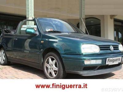 usata VW Golf Cabriolet Usata Benzina Civate