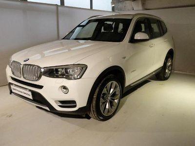 brugt BMW X3 xDrive 20d xLine