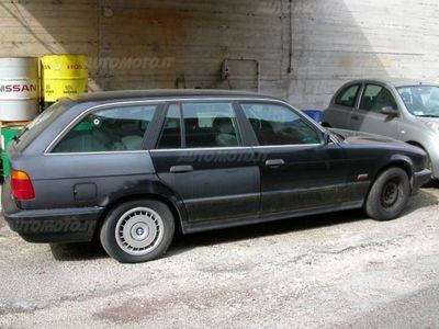 usata BMW 525 tds turbodiesel cat Touring Attiva