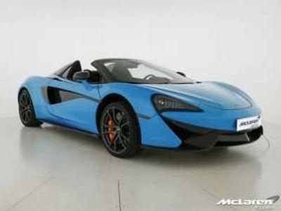 usata McLaren 570S spider - milano list price 300.270? benzina