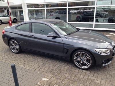usata BMW 428 i Coupé Sport