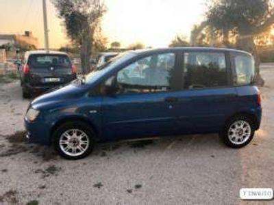 usata Fiat Multipla Monovolume Benzina