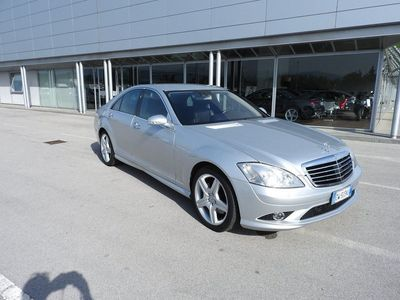 second-hand Mercedes 320 - S -CDI 4MATIC