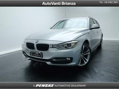used BMW 320 Serie 3 d Tou