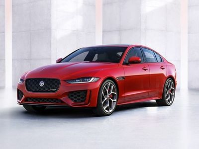 brugt Jaguar XE 2.0 300 CV AWD aut. 300 Sport