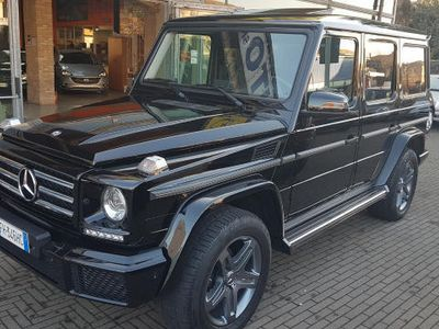 used Mercedes G350 d Pack AMG