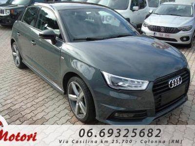 usata Audi A1 A1SPB 1.6 TDI 116 CV ADVANCE S-LINE