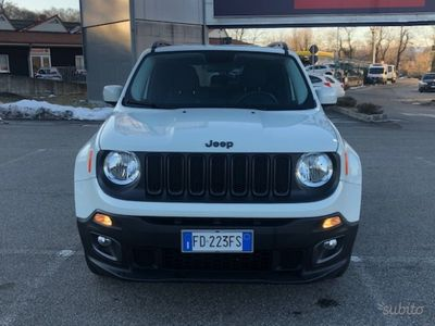 usata Jeep Renegade 2.0 Mjt 4WD Active Drive Night Eagle