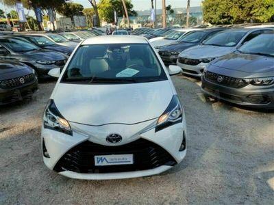 usata Toyota Yaris 1.5 Hybrid 5 porte Active usato