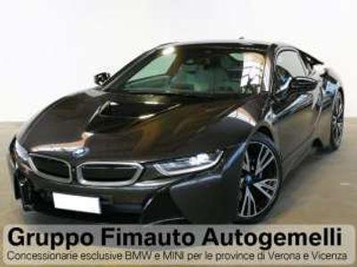 usata BMW i8 Coupé Aut. Elettrica/Benzina