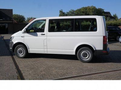 brugt VW T6 Kombi Kombi 2.0 Bmt Tdi 8 Sitze Klima Bluetooth