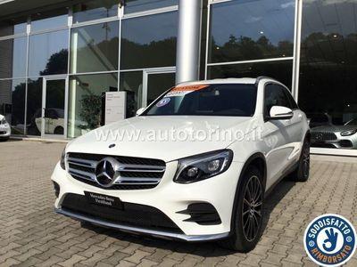 second-hand Mercedes GLC250 CLASSE GLCd Premium 4matic auto