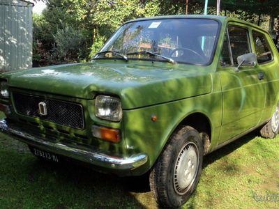 brugt Fiat 127 conservata del 74