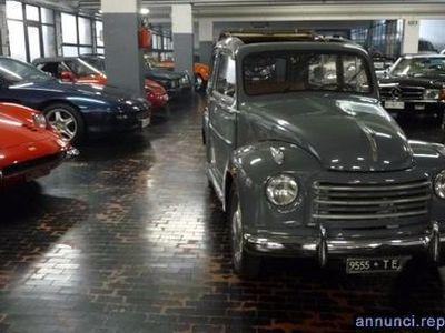 usata Fiat Belvedere 500C TOPOLINOMilano