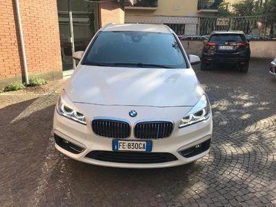usata BMW 218 Gran Tourer d Luxury AUTOMATICA PELLE NAVI PERFETT