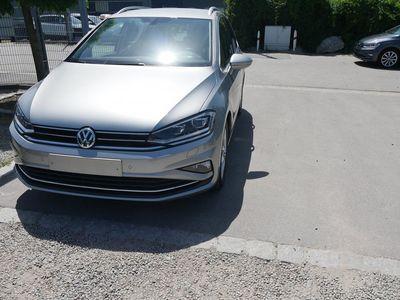 usata VW Golf Sportsvan Sportsvan 1.5 Tsi Act Dsg Highline * Business-premium * Acc * Led * Navi * Pdc * Sitzheizung